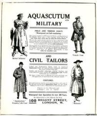 aquascutum ww1