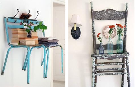 prateleira de cadeiras - designsponge