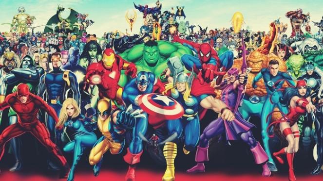 super herois heroes