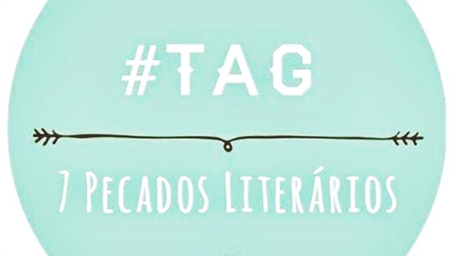 selo tag 7 pecados literarios leitura
