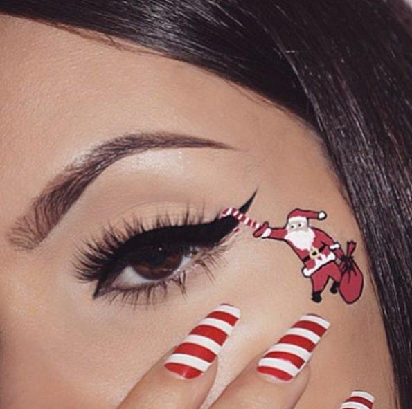 nasia-belli-blogueira-maquiagem-de-natal