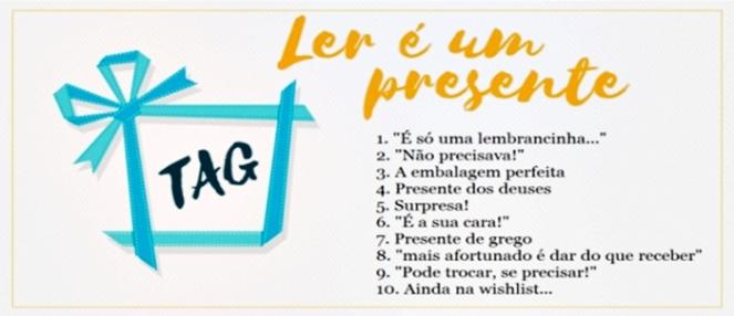 tag ler é um presente 2017 blog loucuras de julia livros book blogger