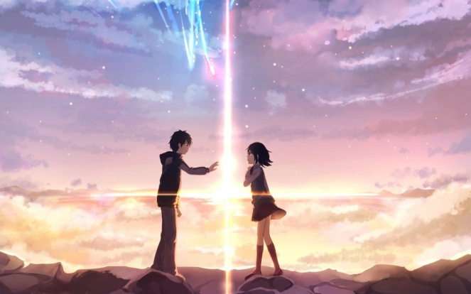 Kimi no Na wa Your Name brenda manéa 2017 blog loucuras de julia 05