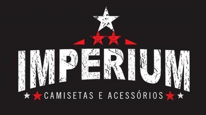 banner logotipo imperium estampas