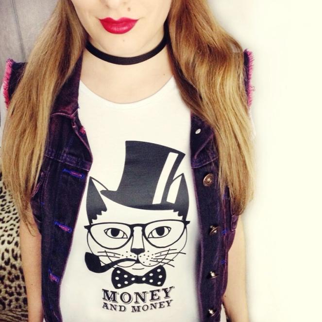 camiseta gato e chocker tripla couro imperium estampas 2017 blog loucuras de julia 03