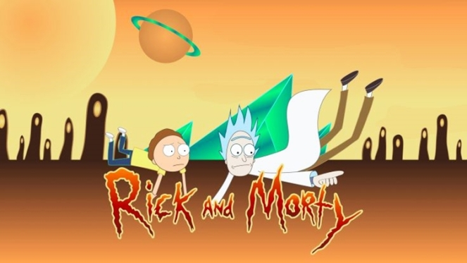 rick and morty netflix brenda manéa 2017 blog loucuras de julia 01