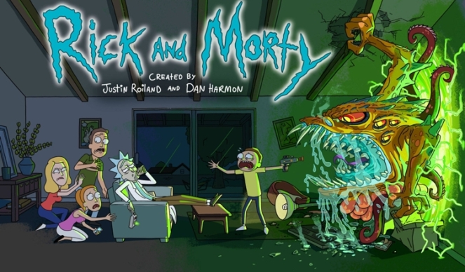 rick and morty netflix brenda manéa 2017 blog loucuras de julia 05