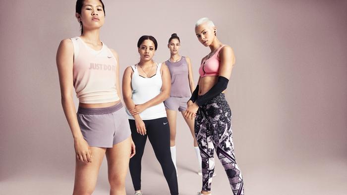 8607380df8c RAPIDINHA  Nike lança coleção com a cor rosa millennial