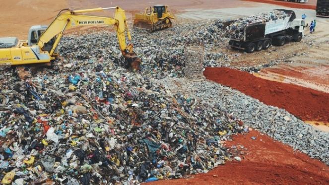 aterro sanitário lixão sustentabilidade reflexão 2017 blog loucuras de julia