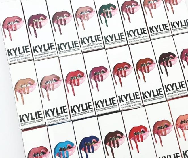 kylie jenner cosmetics marca milionária dicas segredos 2017 blog loucuras de julia 03 lipstick