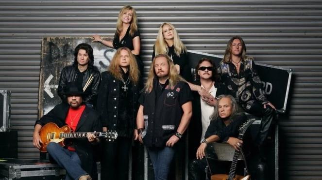 Lynyrd Skynyrd 1973 70s band banda rock classic brenda manea 2017 blog loucuras de julia 09