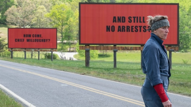 três anuncios para um crime Threee Billboards Outside Ebbing Missouri crítica resenha brenda moura 2018 blog loucuras de julia 04