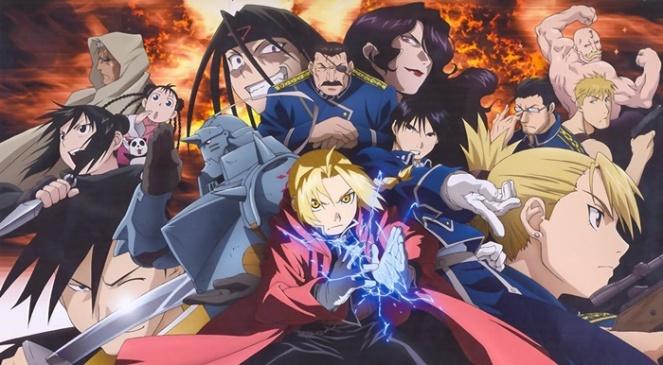 Fullmetal Alchemist Brotherhood 2009 brenda manea indicação anime série 2018 blog loucuras de julia 04