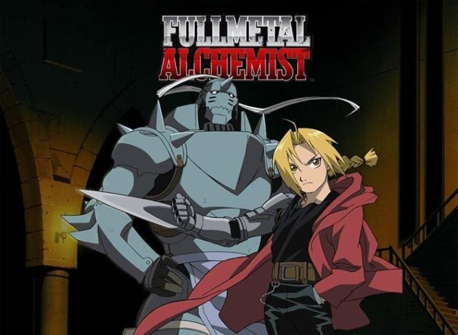 Fullmetal Alchemist Brotherhood 2009 brenda manea indicação anime série 2018 blog loucuras de julia 11