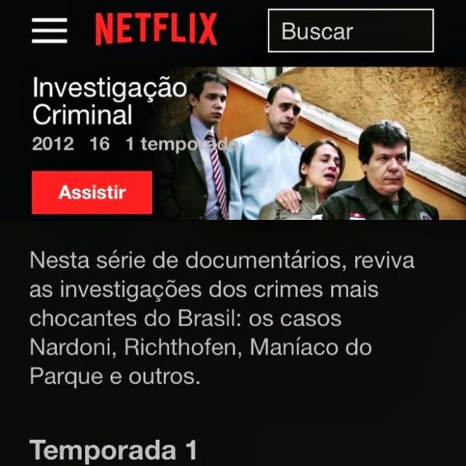 serie investigacao criminal ae axn netflix 2012 indicação resenha brenda manéa 2018 blog loucuras de julia 03