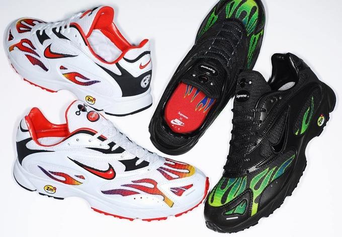 RAPIDINHA: Nike e Supreme Supreme e se juntam e criam tênis