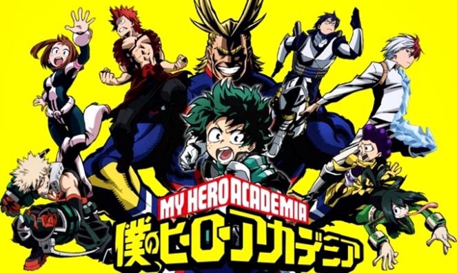 Boku no Hero Academia my hero anime indicação dica brenda manea 2018 blog loucuras de julia 01