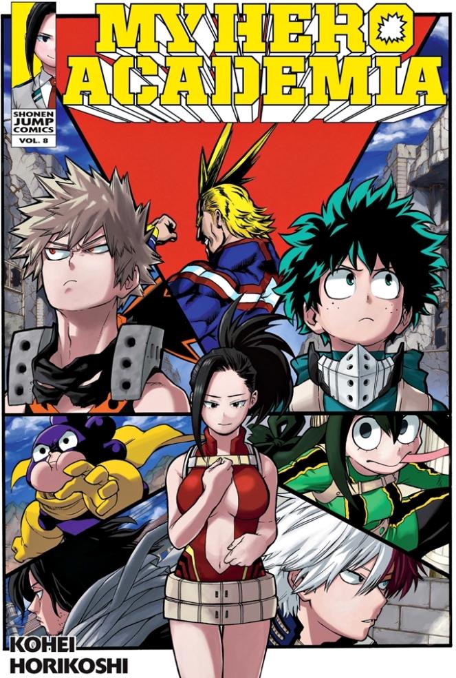 Boku no Hero Academia my hero anime indicação dica brenda manea 2018 blog loucuras de julia 02