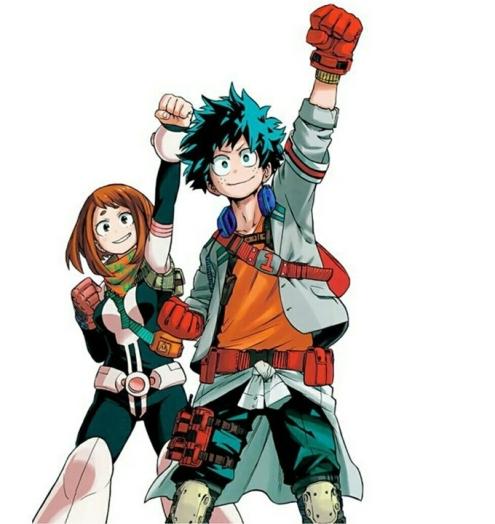 Boku no Hero Academia my hero anime indicação dica brenda manea 2018 blog loucuras de julia 14