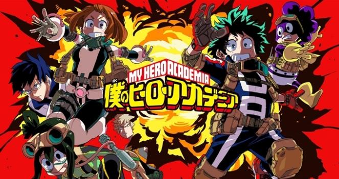 Boku no Hero Academia my hero anime indicação dica brenda manea 2018 blog loucuras de julia3
