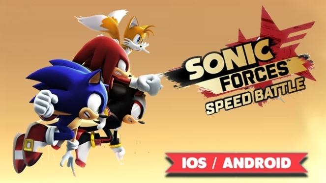 indicação de jogo para android ios Sonic Forces Speed Battle brenda manéa game run 2018 blog loucuras de julia 01