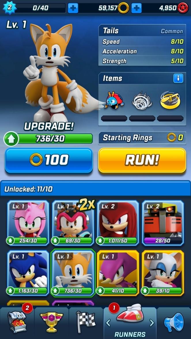 indicação de jogo para android ios Sonic Forces Speed Battle brenda manéa game run 2018 blog loucuras de julia 05